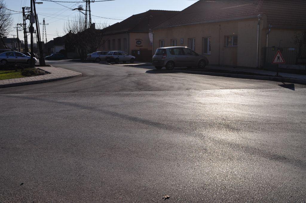 Desseő Gy. utca Deák F. utca csomópont