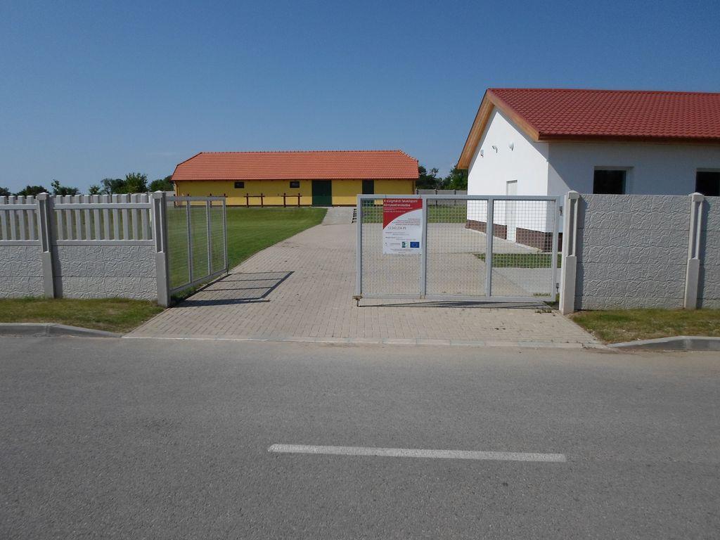 Bejárati kapu